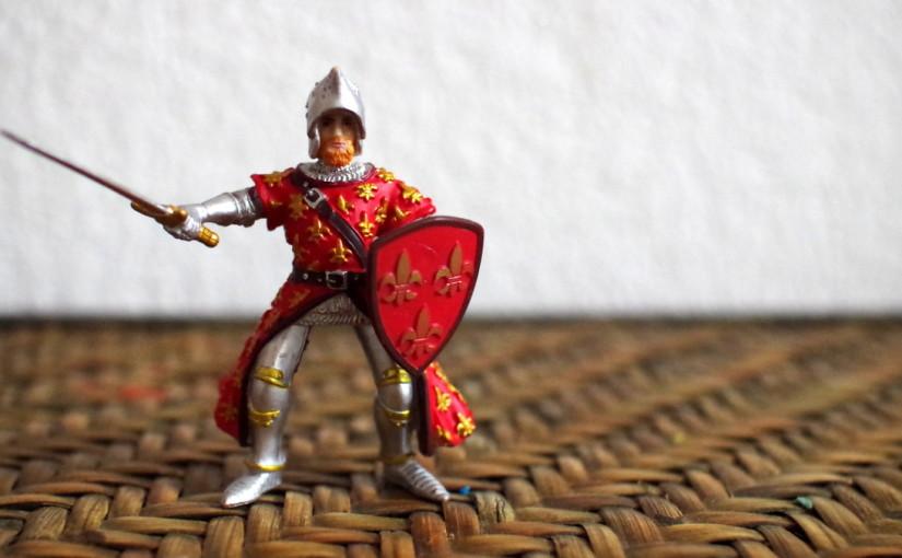 Le conte du chevalier…
