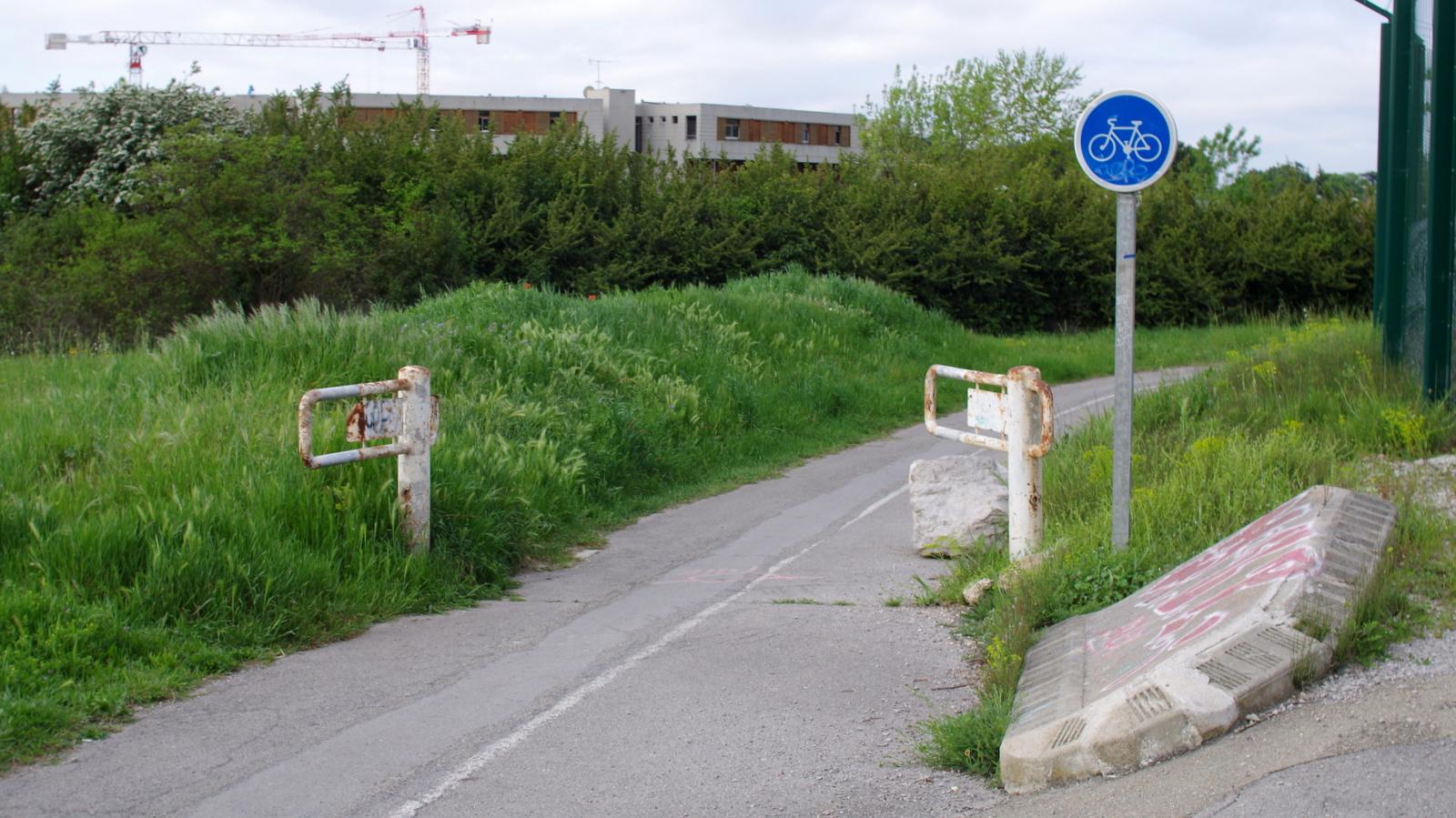 Sortir du cadre – Les pistes cyclables